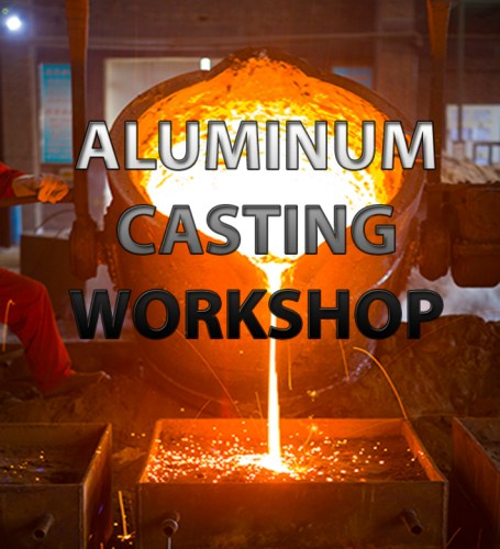 Aluminum Casting and Scratch Tile Workshop