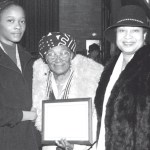 Antioch Missionary Baptist Church honors Lucille Berrien