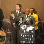 City receives $115,000 grant for South African Sister City