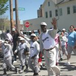 Little League season begins with march to Johnson Park