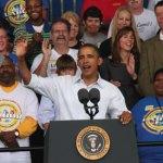 President Obama's Laborfest remarks in Milwaukee