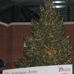 Salvation Army 'Tree of Lights' was officially lit