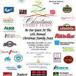 1290 WMCS-AM and The Salvation Army join hands to bring the 21st Annual Christmas Family Feast to Milwaukee