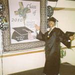 UW-Milwaukee student graduates against all odds