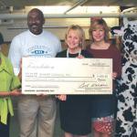 Roundy's Foundation donates $5,000 to Sharp Literacy