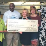 Roundy's Foundation donates $5,000 to Sharp Literacy