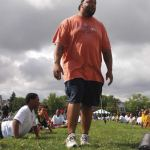 Gilbert Brown Foundation held its 6th Annual Football Camp