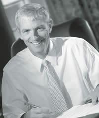Chancellor Michael R. Lovell