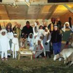 Parklawn Assembly of God Church hosted a live Nativity