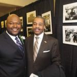 Dextra A. Hadnot and Valerie Hill honored during St. Mark's King Celebration Program