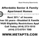 For Rent – Affordable Senior and Family Apartment Homes