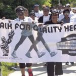The Black Health Coalition of Wisconsin, Inc. held its 9th Annual Walk for Quality Health