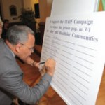 MICAH holds '11 x 15 Campaign' Summit