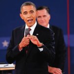 Obama comes out swingin' and delivers a 'knock out' to Romney