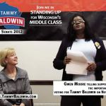 Tammy Baldwin maintains commitment to community
