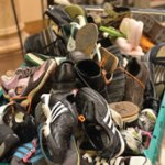 Shoes find way to kids in need