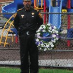 Alexis Patterson 11th Anniversary Wreath ceremony