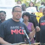 Congressional Progressive Caucus call to end wage theft, and raising minimum wage