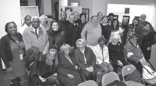 The 50th anniversary of the Madison's Equal Opportunities Ordinance was celebrated at the Madison Municipal Building