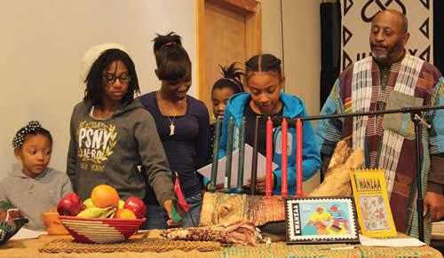annual-Kwanzaa-Celebration-Wisconsin-Black-Historical-Society-Clayborn-Benson-children-Kwanzaa-principles-Umoja-Unity-African-American-Womens-Center