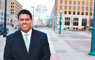 Dane County District Attorney Ismael Ozanne is running in the Democratic primary for the state of Wisconsin attorney general.