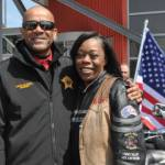 Sheriff Clarke held a Motorcycle Safety Awareness news conference
