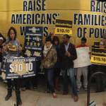 "The ""Give America a Raise"" bus tour comes to Milwaukee"