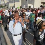 Red Arrow Rallies: Milwaukee's Reflection of Ferguson, MO