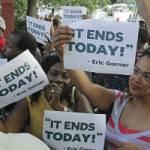 Community in Outrage Over Handling of Eric Garner Police Killing