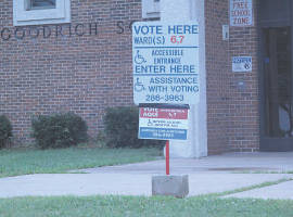 vote-here-sign-handicapped-accessible