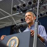 President Obama Brings Inspiration to Crowd at LaborFest