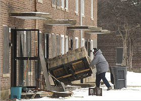 Altgeld Gardens housing projects in Chicago, IL (AP Photo/Paul Beaty)