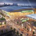Bucks Announce Stadium Plans
