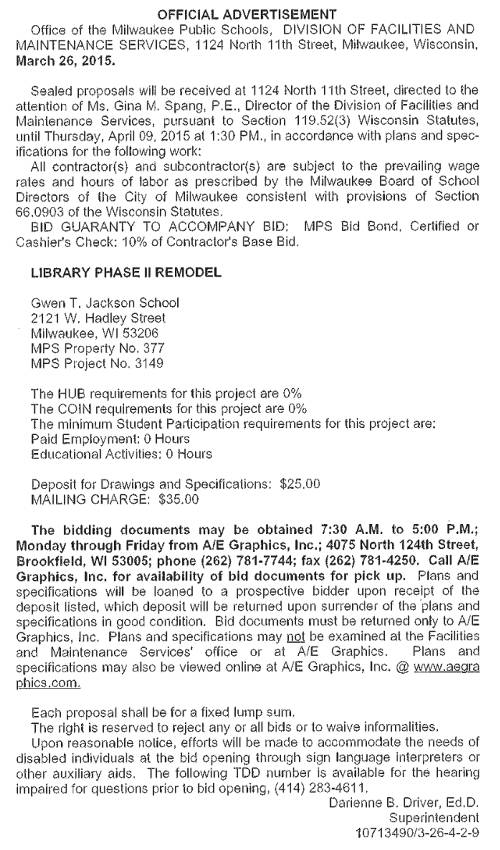 mps-requesting-bids-library-phase-ii-remodel-gwen-t-jackson-school