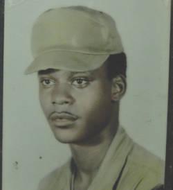 Vietnam veteran Carl Crowley