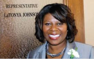 State Rep. LaTonya Johnson (D-Milwaukee).