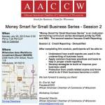 Money Smart for Small Business Series Session 2