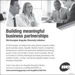 WE Energies Supplier Diversity Initiative