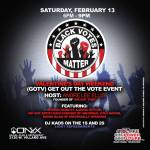 Get Out The Vote Event Sat Feb 13