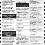 Notice of Spring Election and Presidential Preference Vote and Sample Ballots April 5, 2016