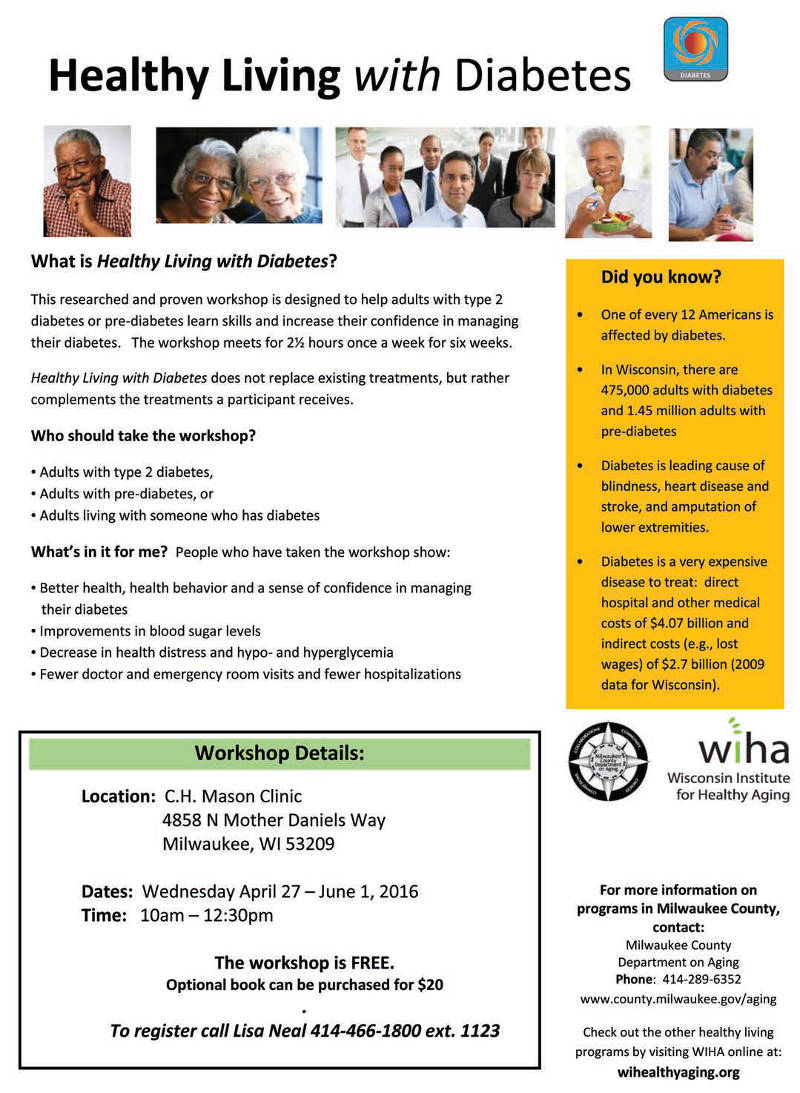 healthy-living-with-diabetes-workshop