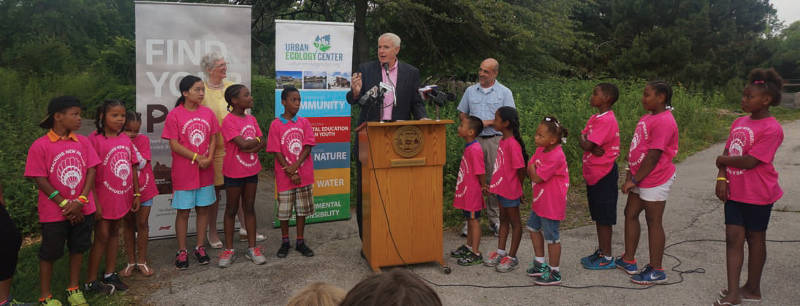 Mayor Barrett to Announce Milwaukee's Designation as a Let's Move! Priority City to Connect Young People to Outdoors --- Part of Nationwide Initiative to Encourage Youth to Play, Learn, Serve and Work on Public Lands