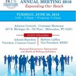 AACCW 2016 Annual Meeting