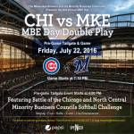 CHI vs MKE MBE Day Double Play July 22