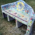 SHARP Literacy Students Create Public Art For Neighborhood House Garden Park