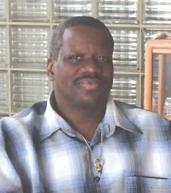 Victor Barnett, founder of the Running Rebels Community Organization. (Photo by Karen Stokes)