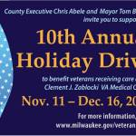 Support Milwaukee's Veterans this Holiday Season