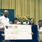 Milwaukee Bucks Education Grant is a Slam Dunk