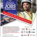 Workforce Development Jobs Town Hall on May 9th