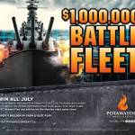 Win All July With $1,000,000 Battle Fleet at Potawatomi Hotel & Casino